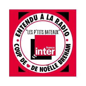 Coup de coeur les P'tits bateaux France Inter